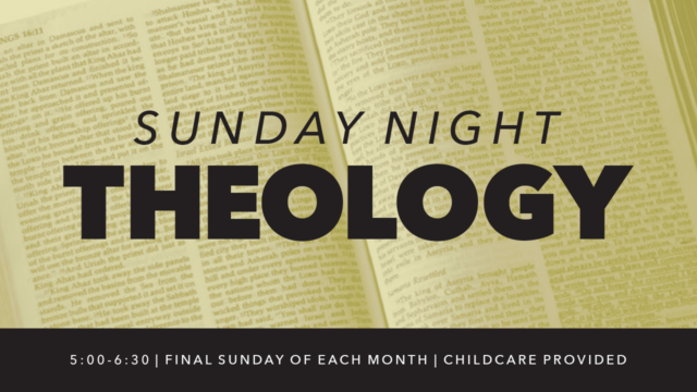 Race Relations and the Church – Dr. Matt Hall